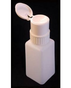 Pump Bottle Locking For Ear Cleaner