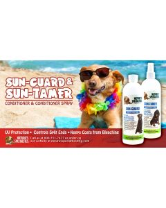 Nature's Specialties Sun Tamer Leave In Conditioner UVA UVB