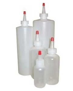 Bottles for Mixing