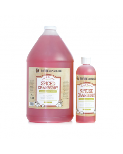 NATURE'S SPECIALTIES SPICED CRANBERRY CONDITIONING SHAMPOO