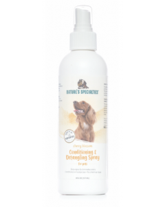 NATURE'S SPECIALTIES CHERRY BLOSSOM CONDITIONING & DETANGLING SPRAY
