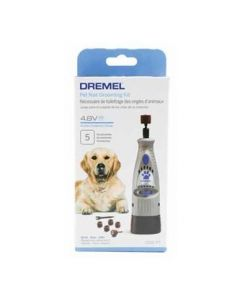 Dremel Pet Nail Grinder Kit - 7300 Cordless