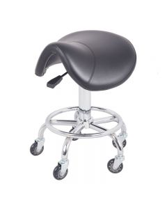 Grooming Stool - Bronco Anatomic Stool (with high quality wheels)