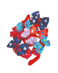 Happy Love Collar Bows