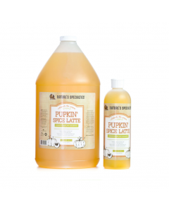 NATURE'S SPECIALTIES PUPKIN' SPICE LATTE CONDITIONING SHAMPOO