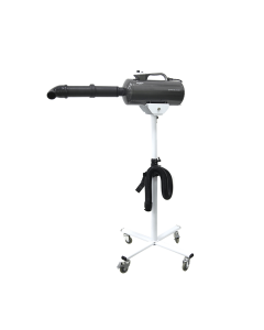 SET - Shernbao Hurricane Dual Motor Force Dryer and Stand
