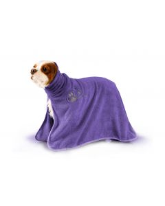 Show Tech+ Dry Dude - Purple Pet Towel